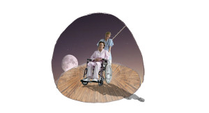 03_bubble furniture wheelchair